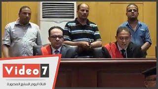 بالفيديو..تخفيف الحكم على نائب مأمور مصر الجديدة لـ5 سنوات فى قضية سيارة ترحيلات أبو زعبل