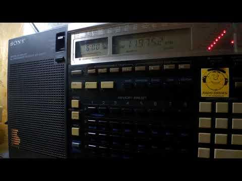 24 05 2018 NHK World Japan Network Radio Japan in Arabic to NoAf 0600 on 11975 Issoudun