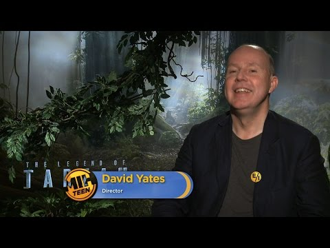 Director David Yates on