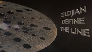 Zildjian Define the Line – Cymbal Comparison: EFX & Trash Crashes