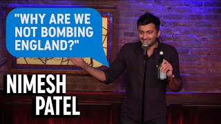 Asking People From England About History | Nimesh Patel | Stand Up Comedy
