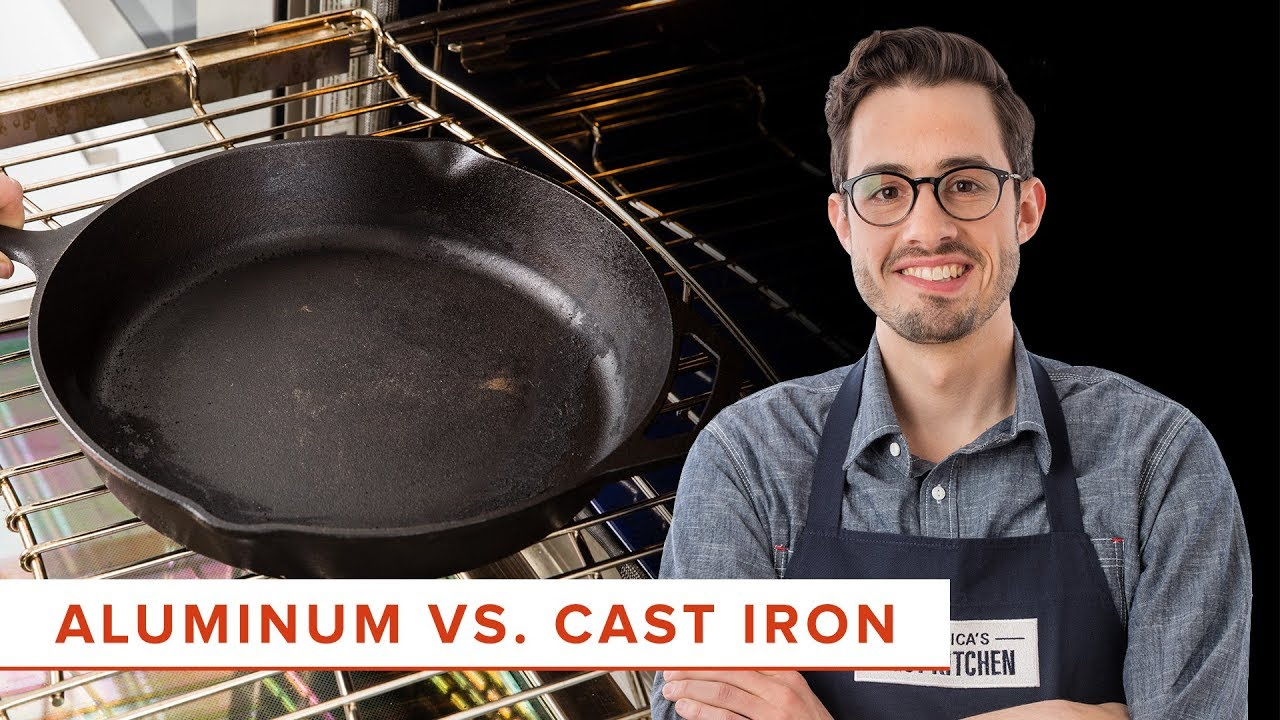 The Science Of Heat Conduction In Aluminum And Cast Iron Pans