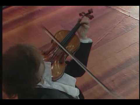 Paganini - Caprice no.14, Alexander Markov, violin [HD]