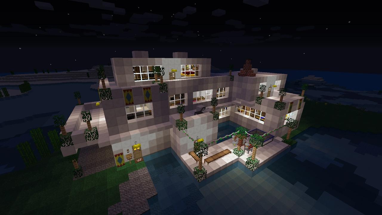 Meine Moderne Villa Youtube
