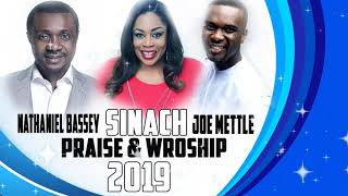 Non Stop Devotion moring Worship Songs - Sinach and Joe Mettle ,NATHANIEL BASSEY