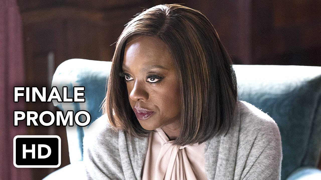 How to Get Away with Murder 4x15 Promo \