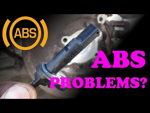 The EASY WAY to FIX ABS Faults