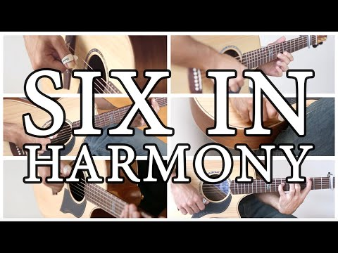 Maneli Jamal - Six In Harmony
