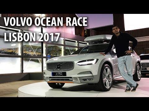Volvo Ocean Race - Lisbon (XC40, XC60, V90, V90 CC) R-Design