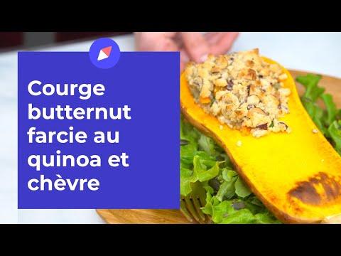 #recette-de-courge-butternut-farcie-au-quinoa-et-chèvre