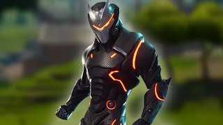 Fully Upgraded Omega Skin | Fortnite Battle Royale