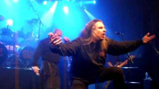 Oz with Messiah Marcolin - Black Night Live (Stockholm 04-02-2012)