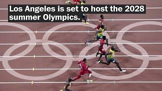 Los Angeles will host the 2028 Olympics. Is that a good thing?