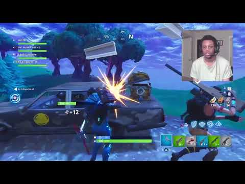 Dubs with xx killapulse xx & SQUADS in Fortnite Battle Royale