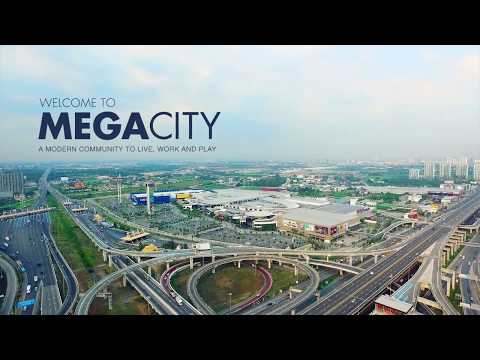 A Space Mega @ Bangna - Mega City