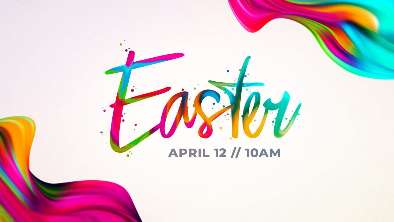 We Will Rise - Easter Service Live Stream