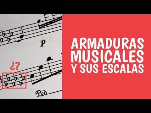 10. Todo Sobre las ARMADURAS MUSICALES en Detalle (Curso Teoría Musical)