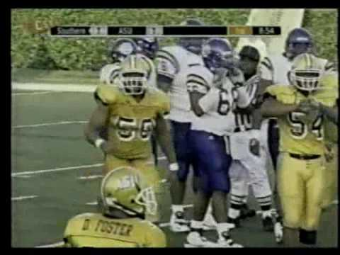 2005 Gulf Coast Classic: Southern University Jaguars vs Alabama State Hornets