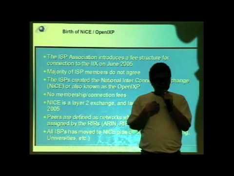 Indonesia's Internet Exchange (Part 1 of 2)