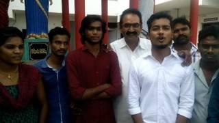 SPSR youth Must see Nellore lo Doosukopotuna Janam kosam Manam F || Hussain smart || Pawan kalyan ||