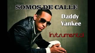 Pista Instrumental: Somos de Calle - Daddy Yankee HD !! Base de Rap Gratuito. Beat de Uso Libre