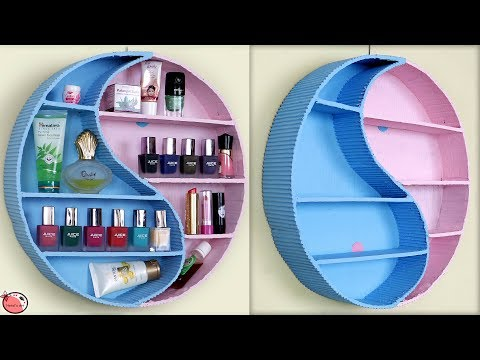 Space Saving ! Cleaning and Organizing My Room!!! Best Out Of Waste Idea    Handmade Things
