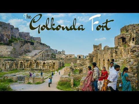 History Of Golkonda Fort...    Hyderabad    Muhammad Quli Qutb Shah   