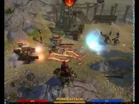видео: Геймплей игры panzar (Панзар) Гномы жгут землю