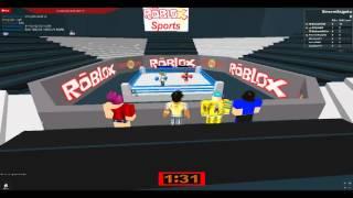 Roblox wrestling boy vs girl