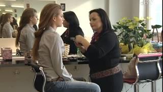 CTV.BY: Визажист международного класса Татьяна Тетерук рассказала, как быть ухоженной «без макияжа»