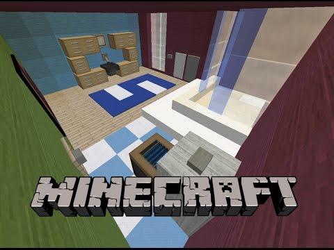 Minecraft: Ev Yapımı | İç Tasarım #9