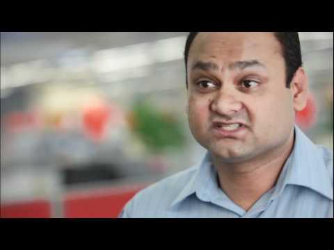 Ali at Scotiabank (Contact Centre)