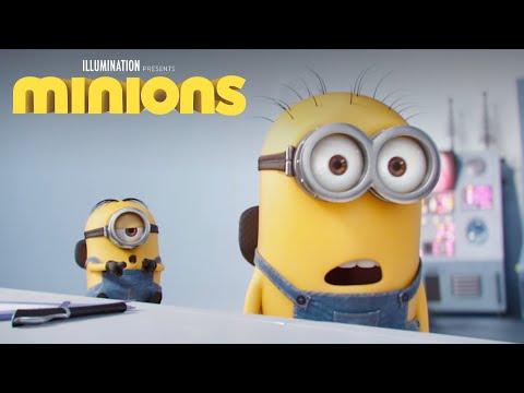 Minions - All-New Mini-Movie (HD) - Illumination
