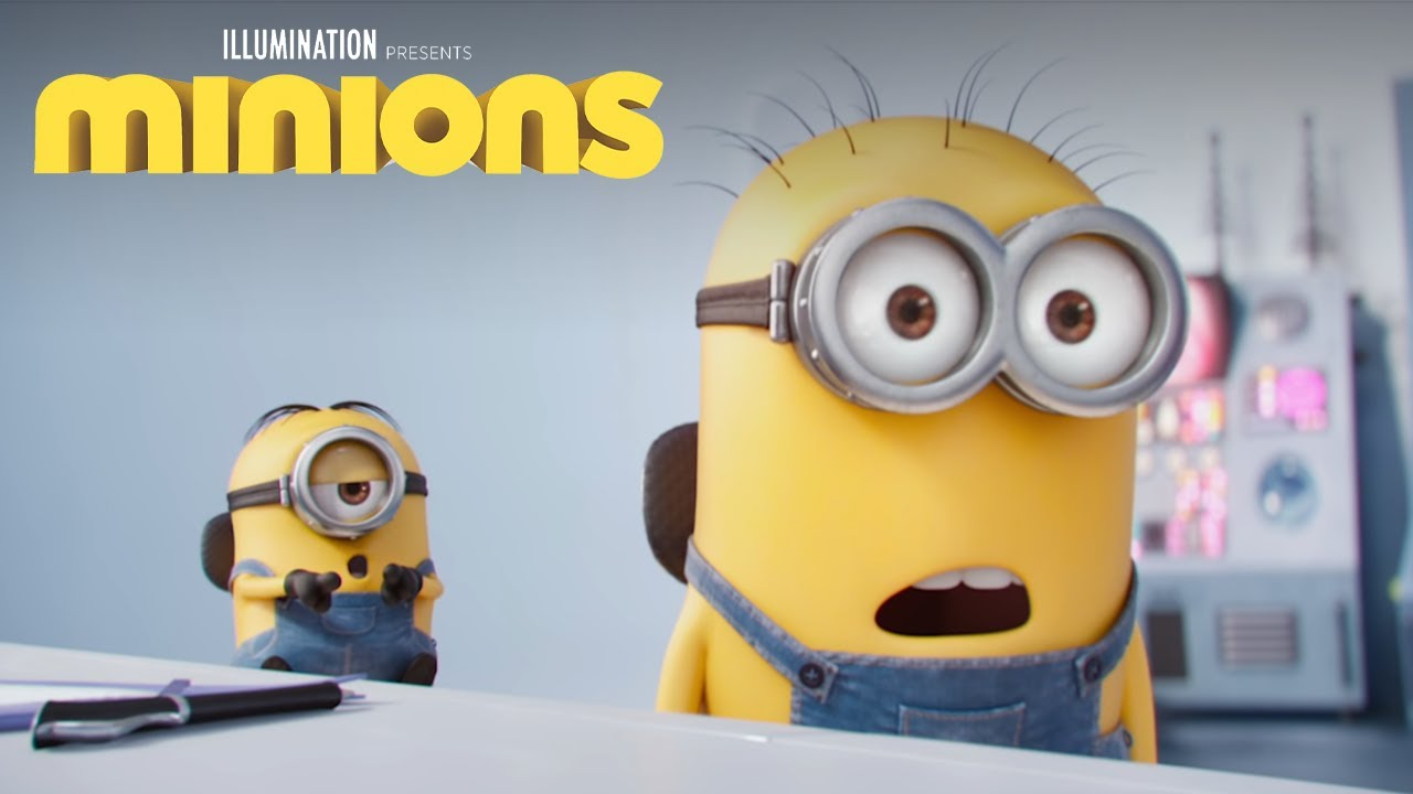 minions - all-new mini-movie (hd) - illumination - youtube
