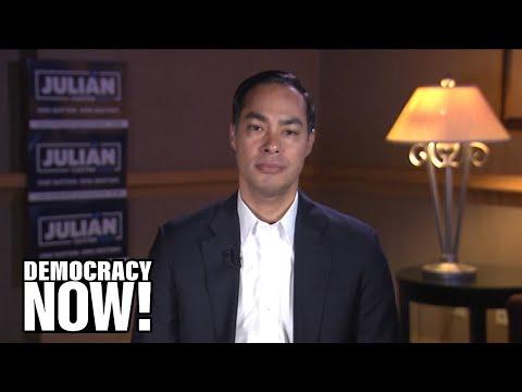 2020 Hopeful Julian Castro on Trump