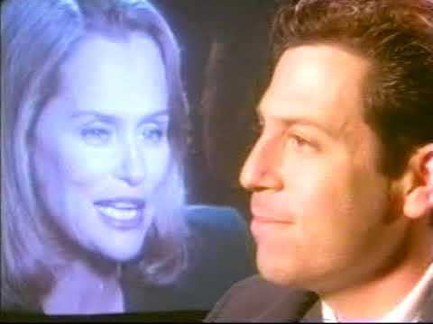 DARREN STAR INTERVIEW 1995, MELROSE PLACE, LAUREN HUTTON
