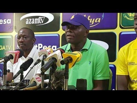 Zahera Atoa Majibu Kurudi Kwa Makambo Baada Ya Kuifunga Mwadui 3-1