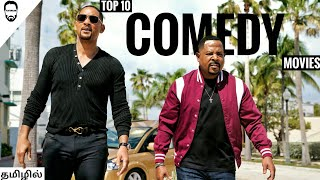 Top 10 Hollywood Comedy Movies in Tamil Dubbed   Part - 2   Playtamildub