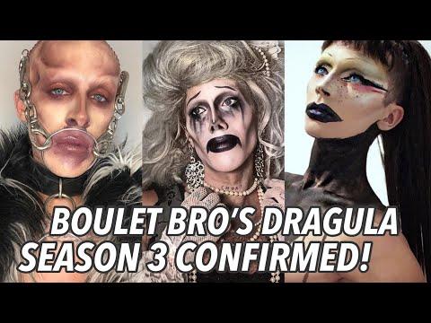 Dragula Season 3 CONFIRMED!