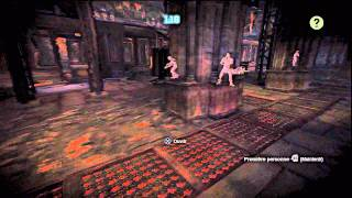 Batman Arkham City - Défi Prédateur 10 (Catwoman) - Terminus (Extrême)