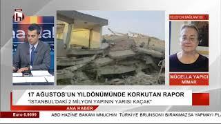 İstanbul için korkutan rapor / Mimar Mücella Yapıcı
