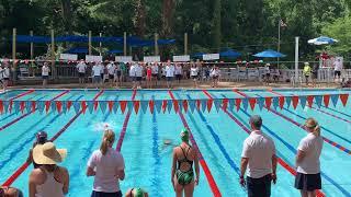 2021 a-meet 3 girl 13-14 relay