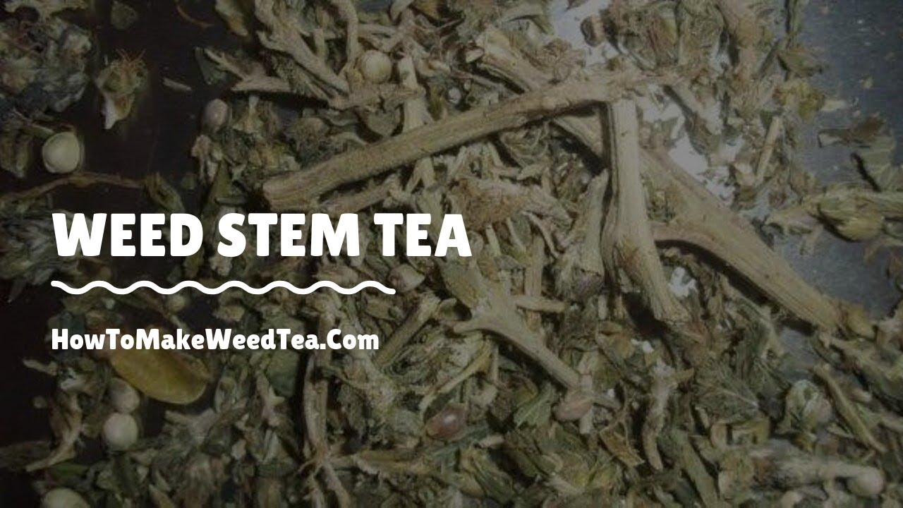 How to make the most out of your Weed Stems and Trim