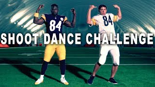 SHOOT DANCE CHALLENGE ft Antonio Brown & Matt Steffanina #Madden19