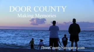 Door County - Making Memories - Sunset Sister Bay - Door County Activities