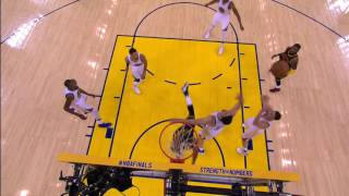 Turn It UP! The Best Sounds From Game 1 of the 2017 NBA Finals