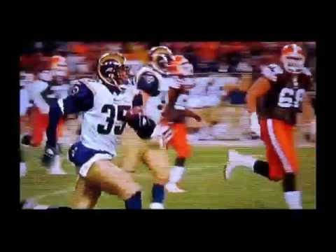 Aeneas Williams Rams highlights