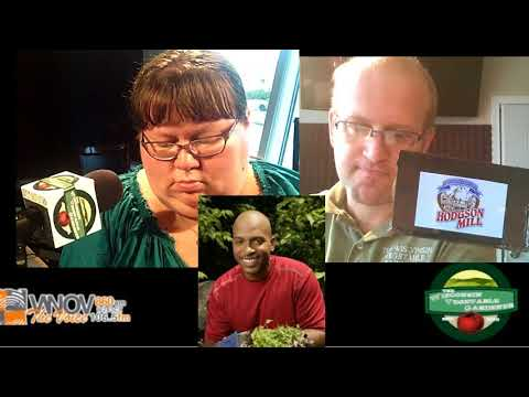 William Moss (Interview Only#2) The Wisconsin Vegetable Gardener Radio show