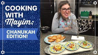 How To Cook Latkes for Hanukkah || Mayim Bialik