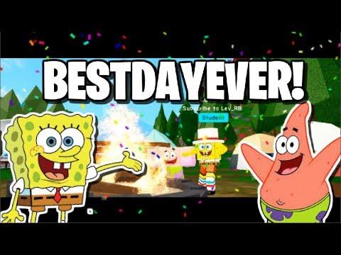 Best Day Ever! Spongebob And Patrick! | RMV | Dog Human (FT. Levin)